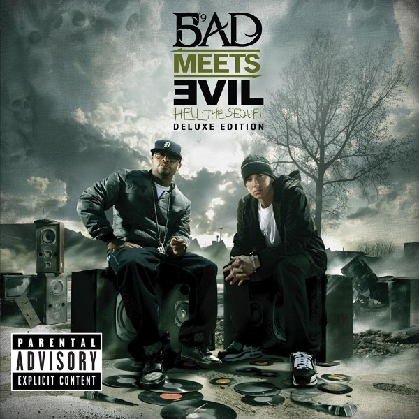 Welcome 2 Hell (Bad Meets Evil) 2011 Eminem feat.Royce Da 5'9