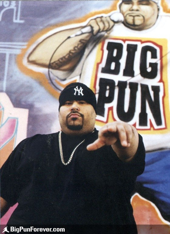Boomerang Big Punisher