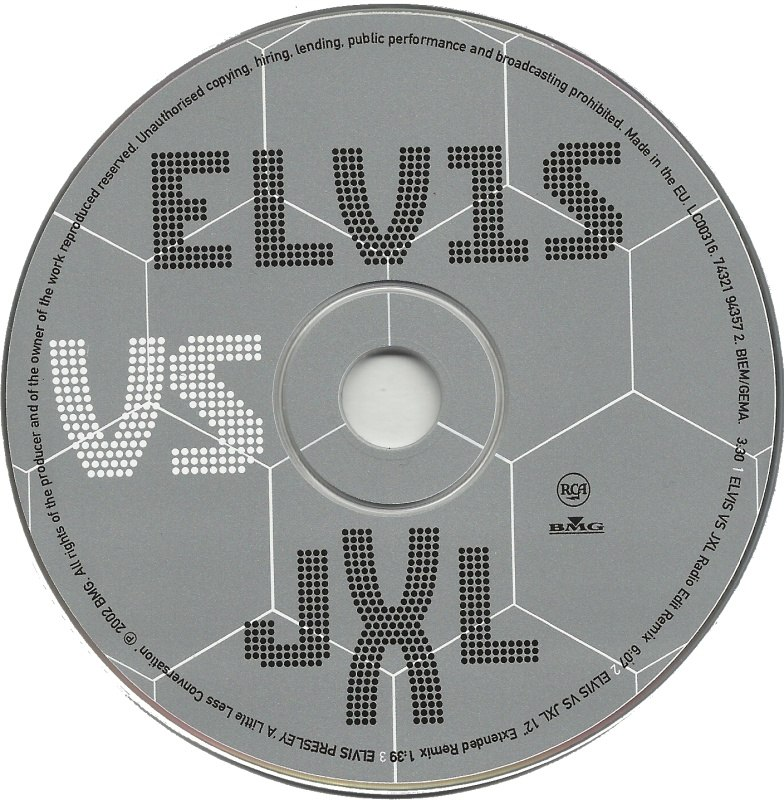 A Little Less Conversation (JXL Radio Edit Remix) Elvis Presley vs. Junkie XL