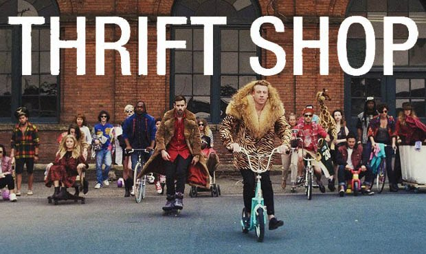 Thrift Shop Feat. Wanz (Original) Macklemore & Ryan Lewis