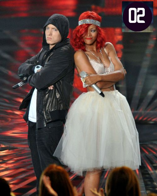 Monster (Feat. Rihanna) Eminem