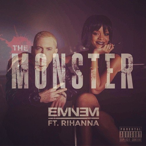 The Monster Eminem ft. Rihanna 2013