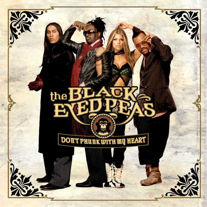 Don't Phunk With My Heart Black Eyed Peas