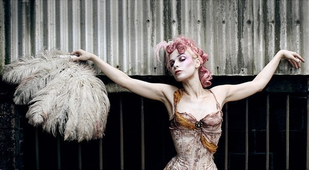 Fight like a girl (версия с last.fm) Emilie Autumn