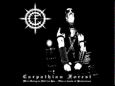 Carpathian Forest - In The Shadow Of The Horns (Darkthrone cover)