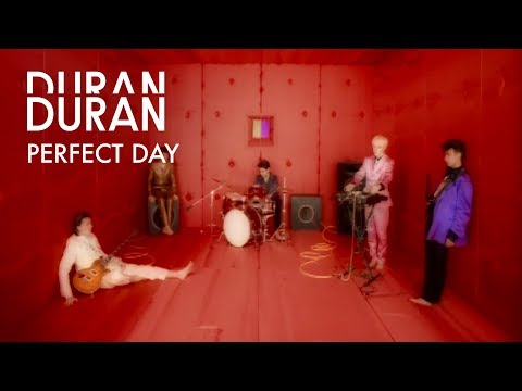 "Duran Duran - ""Perfect Day"" (Official Music Video)"