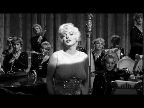 (HD) Marilyn Monroe - I Wanna Be Loved By You