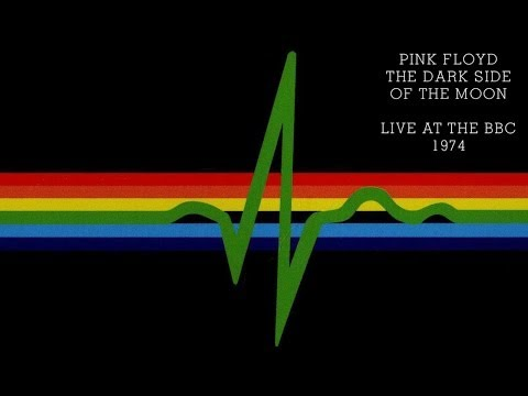 Pink Floyd《The Dark Side Of The Moon》Full Album SACD