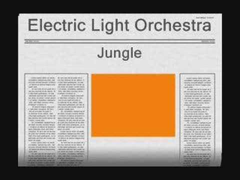 Electric Light Orchestra - Jungle