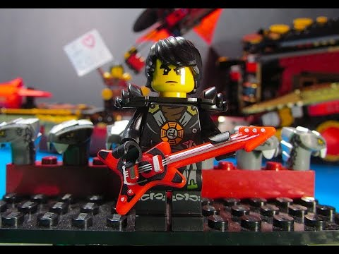 LEGO Ninjago Posession - The Ghost Whip | Music Video