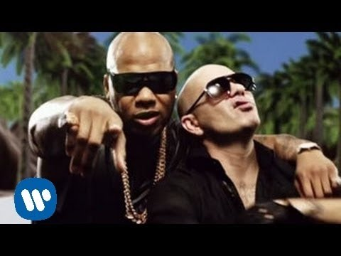 Flo Rida - Can't Believe It ft  Pitbull [Official Music Video]