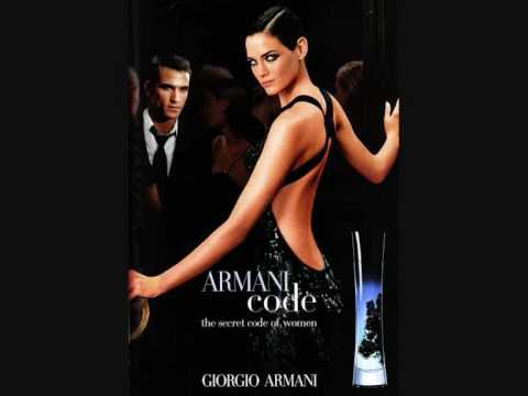 Scandalous - Armani Code (Comercial Song)