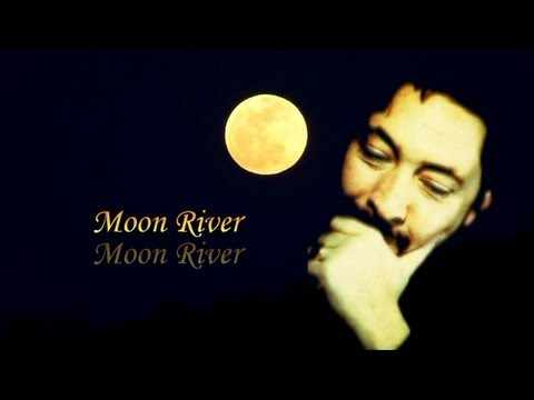 Chris Rea - Moon River (With Lyrics,Live in Moscow, Russia, 2006)