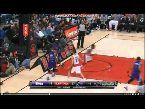 Toronto Raptors vs. Sacramento Kings @ Air Canada Centre [March 8.2014] GAME HIGHLIGHTS