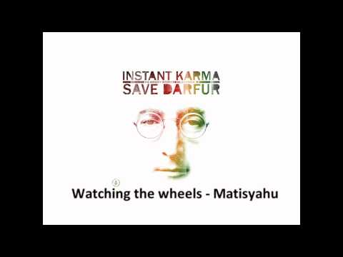 Matisyahu - Watching the wheels (John lennon cover)