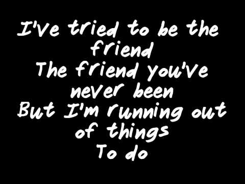 It's Up To You By Love And Theft Lyrics