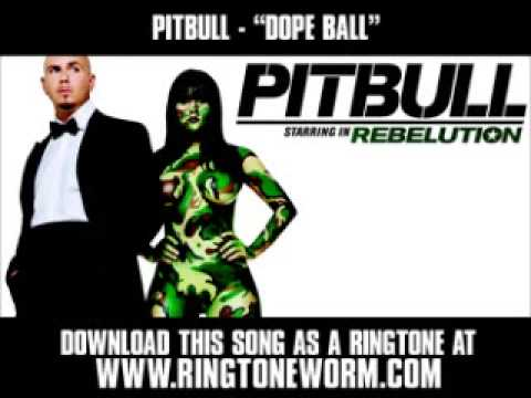 Pitbull - Dope Ball ( Interlude ) [ New Video + Download ]