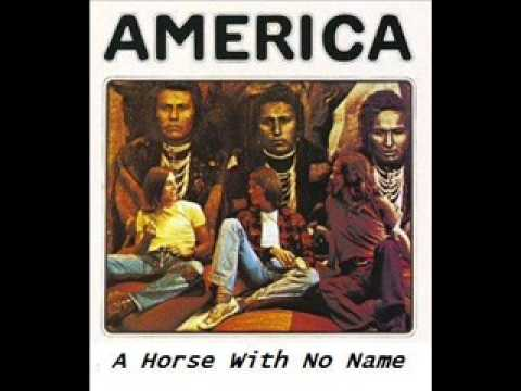 America - A Horse With No Name+Lyrics