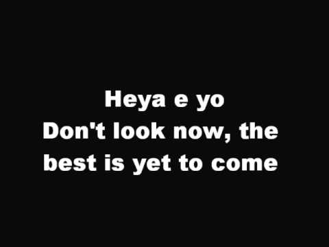 Scorpions - The best is yet to come lyrics