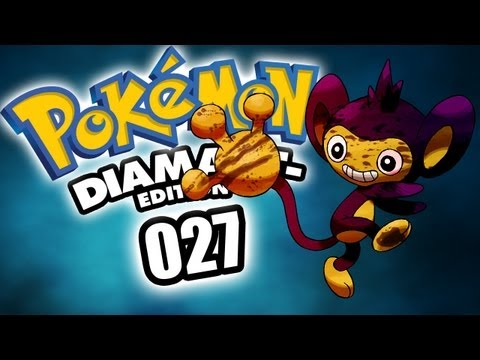 POKéMON: DIAMANT #027 Psycho Griffel | Let's Play Pokémon: Diamant