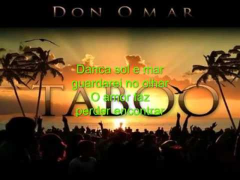 Don omar - Taboo  (Lyrics)
