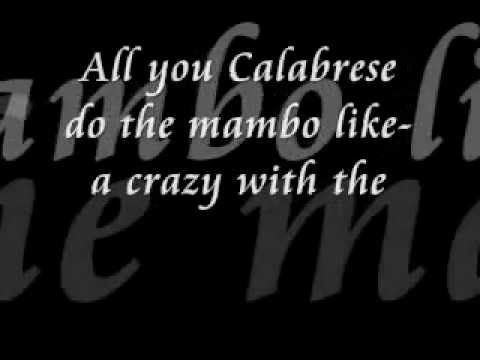 Dean Martin - Mambo Italiano (Club Des Belugas Remix) with lyrics
