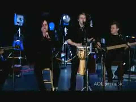 Three Days Grace - Never Too Late Live Acoustic