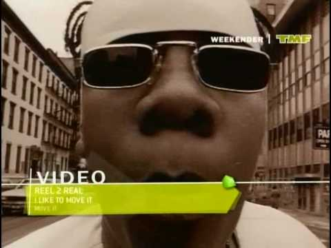 Reel 2 Real - I Like To Move It HQ [1994]