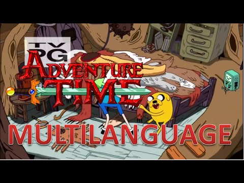 ADVENTURE TIME THEME SONG MULTILANGUAGE [RENEW]