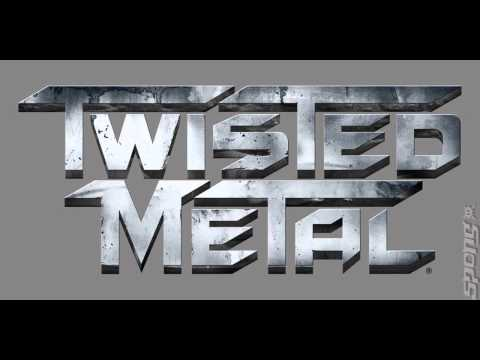 Twisted Metal Theme song  Airbourne - Raise The Flag