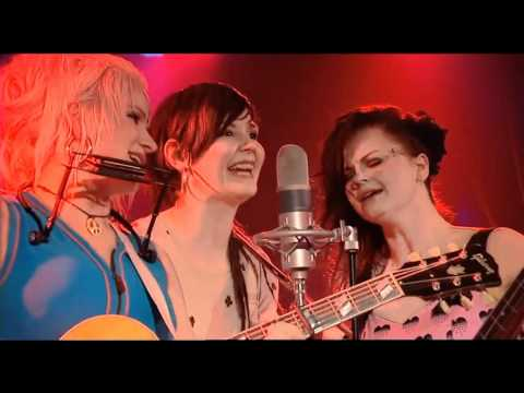 Katzenjammer - Play my Darling Play Live HD