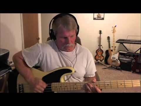 Electric Light Orchestra (ELO) - Don't Bring Me Down - Bass Cover