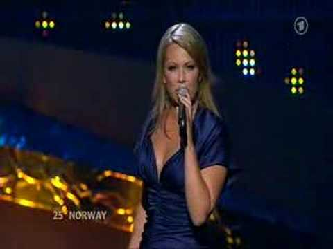 "ESC 2008 Final - Norway Maria -""Hold on be strong"", HQ Video"