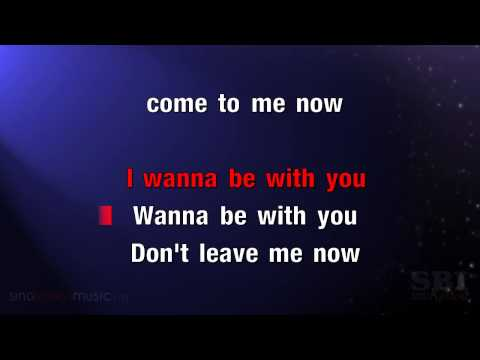 Be with you - Karaoke HD (In the style of Enrique Iglesias)