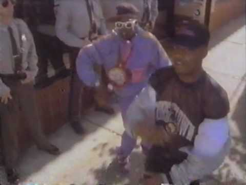 Public Enemy - Brothers Gonna Work It Out (Video)