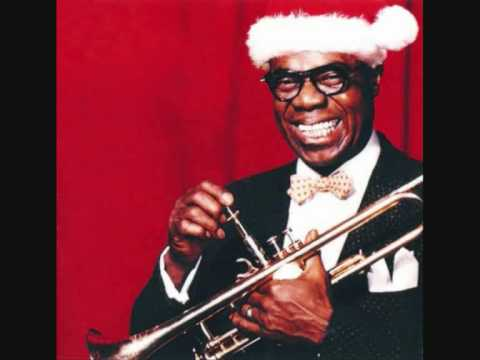 Louis Armstrong - Zat You, Santa Claus.wmv