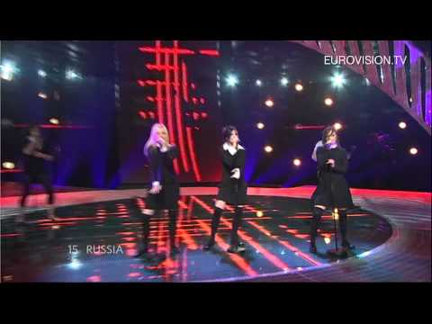 Serebro - Song number one (Eurovision 2007-Russia)