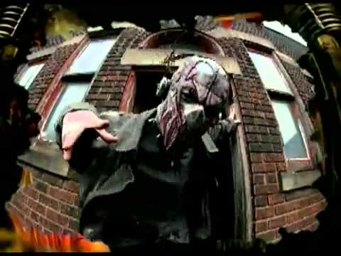 Mushroomhead - Burn (Official Video)