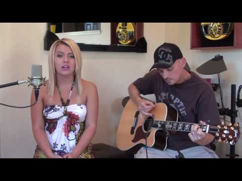 Krista Nicole - Almost Lover  Acoustic Cover - A Fine Frenzy - Now on iTunes