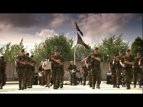 "Status Quo ""In The Army Now (2010)"" (official video)"