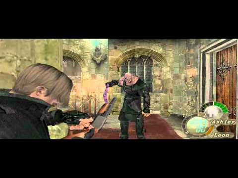 Resident Evil 4: Nemesis Umbrella Chronicles Replaces Saddler