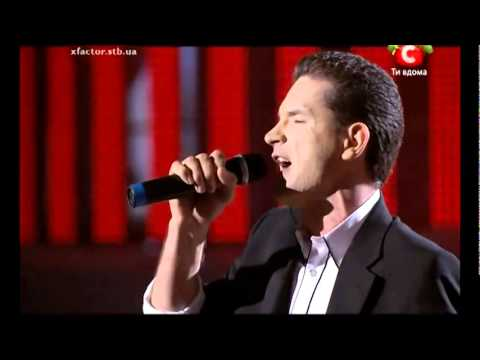X Factor Ukrain Viktor Romanchenko - Scorpions Still Loving You