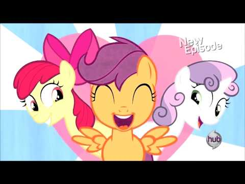 Hearts as Strong as Horses - MLP FiM - The CMC (song+mp3+lyrics) [HD]