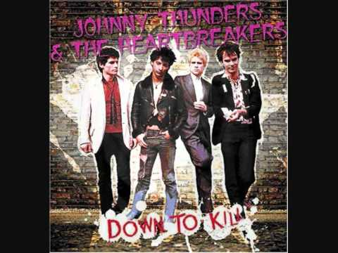 Johnny Thunders and the Heartbreakers....Baby Talk.