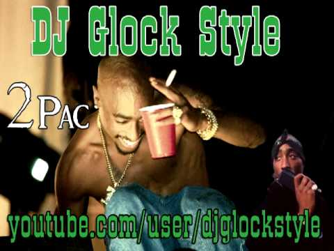 2Pac - Me agaist the world mix by Dj Glock Style