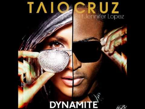Taio Cruz & Jennifer Lopez - Dynamite (Alternate Version)