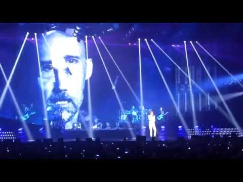 Moby Featuring Mylene Farmer - Slipping Away (Crier La Vie)