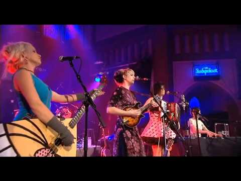 Katzenjammer - Mother Superior Live HD