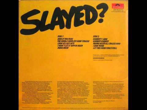 Slade - Move Over