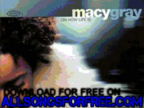 macy gray - I Can't Wait To Meetchu - On How Life Is